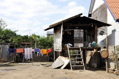 Free Thailand Village Country House Outdoor Local Stock Photos - 24073303