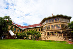 Thailand Vimanmek Mansion Palace  Stock Photos