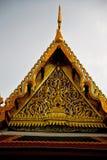 thailand w Bangkok deszczu i kolor religii Obrazy Stock
