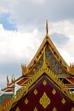 thailand w watów pałac Asia niebie i kolor religii Zdjęcie Stock