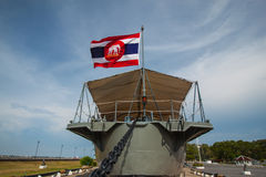 Thailand warships Royalty Free Stock Images