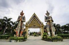 thailand wat Zdjęcie Royalty Free