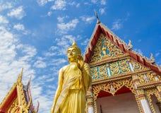 thailand wat Arkivfoto