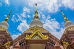 thailand wat Royaltyfria Bilder