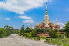 thailand wat Arkivfoton