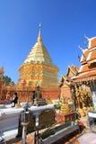 Thailand Wat Phra That Doi Suthep in Chiang Mai Stock Photos