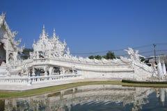 Thailand Wat Suan Dok i Chiang Mai Arkivbild