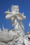 Thailand Wat Suan Dok i Chiang Mai Arkivfoton