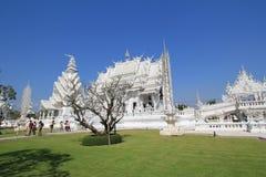 Thailand Wat Suan Dok i Chiang Mai Royaltyfria Foton
