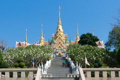 Thailand Wat Temple Royalty Free Stock Photo