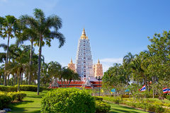 Thailand. Wat Yan Temple Stock Photo