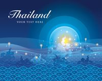 Thailand Water paradise Royalty Free Stock Photography