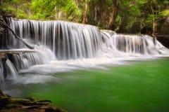 Thailand waterfall Royalty Free Stock Photo