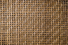 Thailand Weaving mat textures Royalty Free Stock Photography