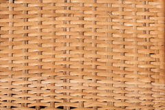 Thailand weaving wood. Old weaving wood in thailand Royalty Free Stock Photos