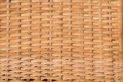 Thailand weaving wood Royalty Free Stock Photos