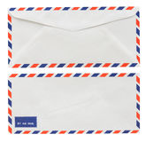 Thailand white envelope isolated on white background with Clippi stock photos