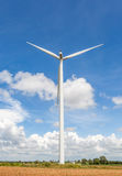 Thailand wind farm for producing renewable electric energy, gian Royalty Free Stock Image
