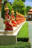 Thailand-Winkel. stockfotos