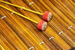 """Thailand Xylophone. That it called """" Ranat royalty free stock image"""