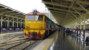 Thailand-Zug Lizenzfreie Stockfotos