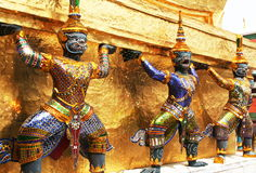 Thailands art Stock Photography