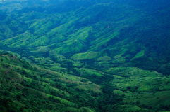 Thailands Berg Stockfotos