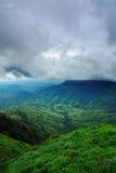 Thailands Berg Stockfoto