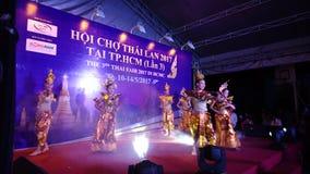 Thailfood festiwal Zdjęcie Stock