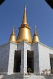 Thailiand arkitektur Arkivbilder