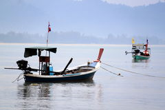 Thailiand landskap Arkivbild