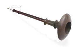 Thailändskt instrument för flöjtwindwoodmusik Fotografering för Bildbyråer