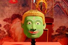 Thaimask Στοκ Φωτογραφίες