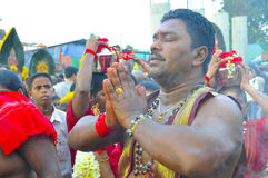 Thaipusam 2009 Stock Photo