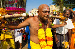 Thaipusam 2009 Royalty Free Stock Images