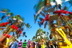 Thaipusam Celebration Royalty Free Stock Images