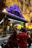 Thaipusam celebrations Stock Photos