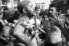 Thaipusam de la culture indienne photos stock