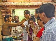 Thaipusam-Feiertag - indischer Feiertag Stockfotos