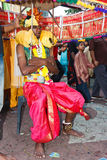 Thaipusam Festival 2012: Total Devotion Pilgrim Royalty Free Stock Images
