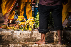 Thaipusam. Is a Hindu festival celebrated mostly by the Tamil community on the full moon in the Tamil month of Thai (January/February). It is mainly observed in stock photos