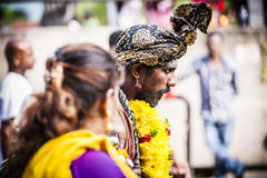 Thaipusam Royalty Free Stock Photo
