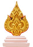 Thais art Royalty-vrije Stock Fotografie