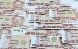 Thais Bankbiljet Stock Afbeeldingen