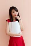 Thais bureau gril Stock Fotografie