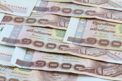 Thais Contant geld Stock Foto