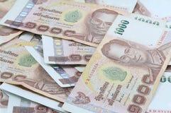 Thais Contant geld Royalty-vrije Stock Afbeelding