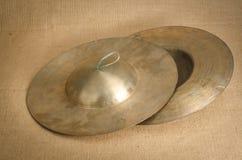 Thais cymbal Arkivbilder