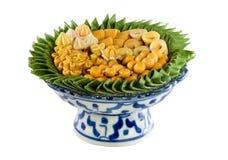 Thais dessert Royalty-vrije Stock Fotografie