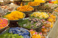 Thais dessert Royalty-vrije Stock Foto